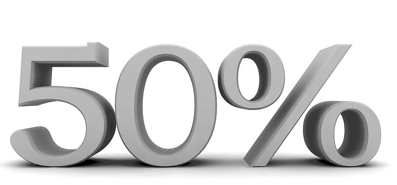 """При заказе услуги """"Организация свадьбы"""" услуги распорядителя со скидкой 50%"""