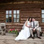 Свадьба Рустик 31.08.13