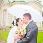 Свадьба нежный Винтаж