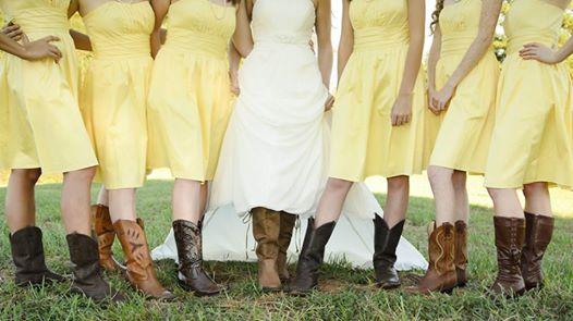 Популярные свадебные стили