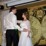 Свадьба на корабле
