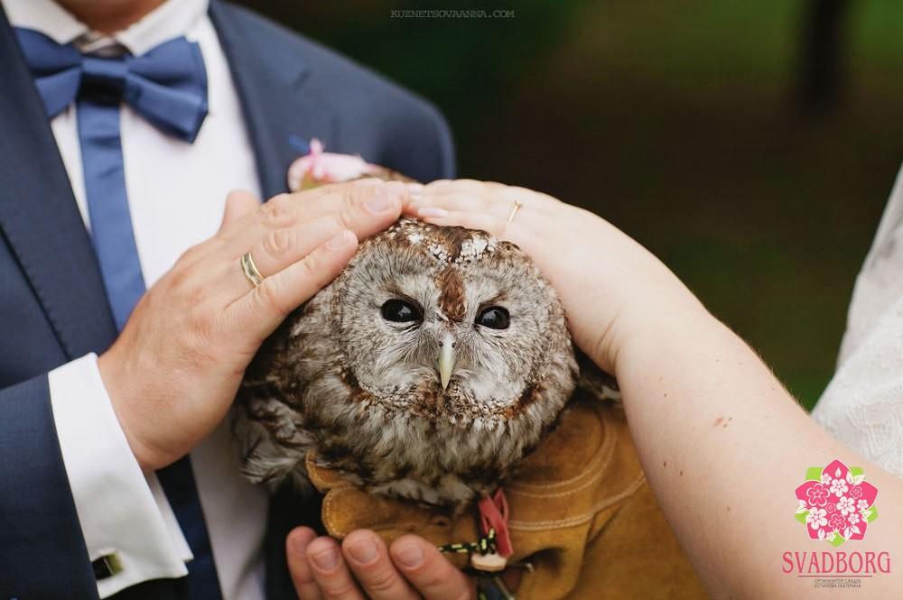 Ягодная свадьба