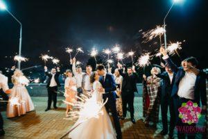 Свадьба Светланы и Александра