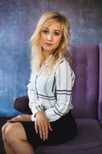 Организатор свадеб Устинова Екатерина
