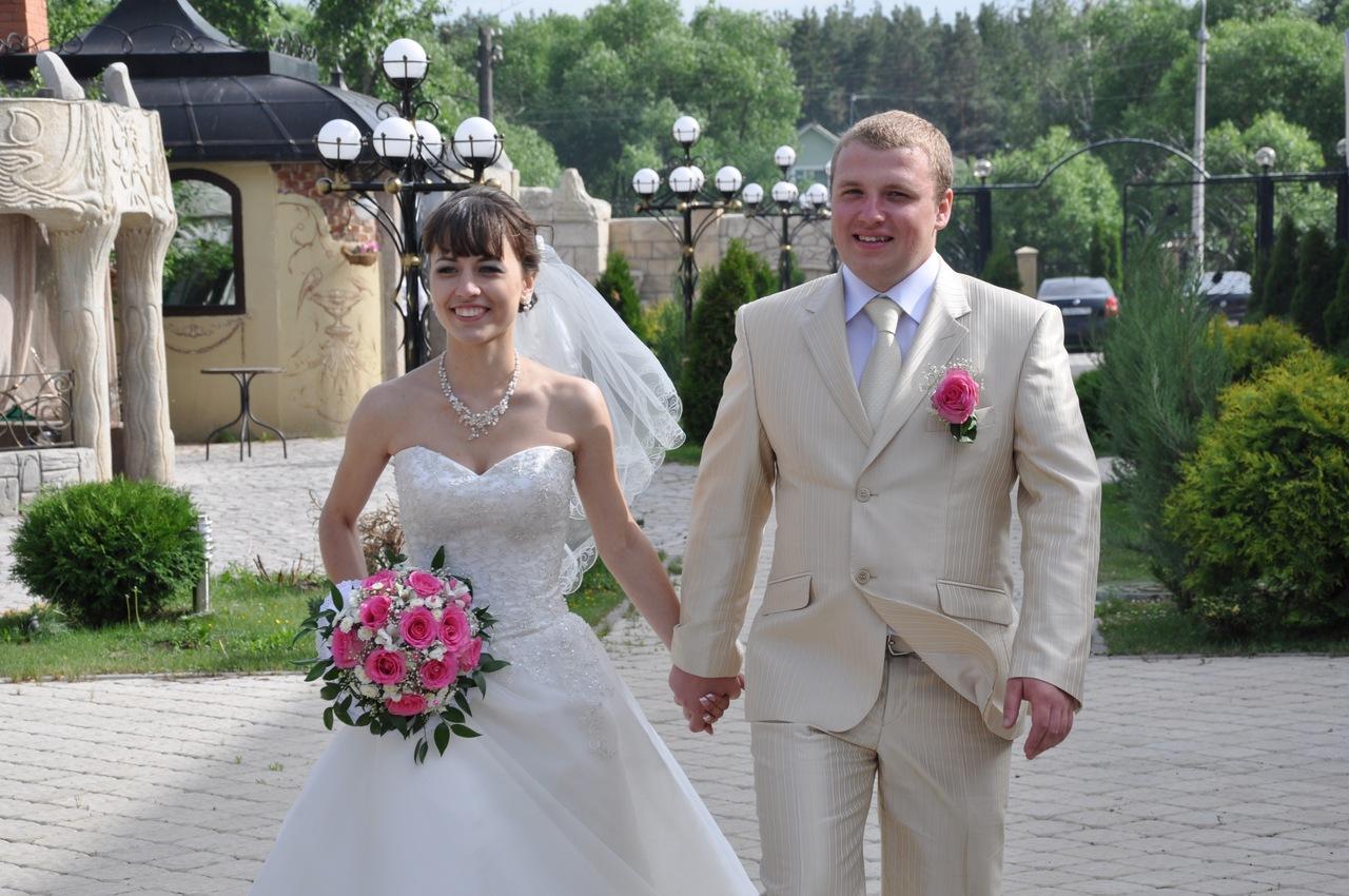 Свадьба Евгении и Кирилла