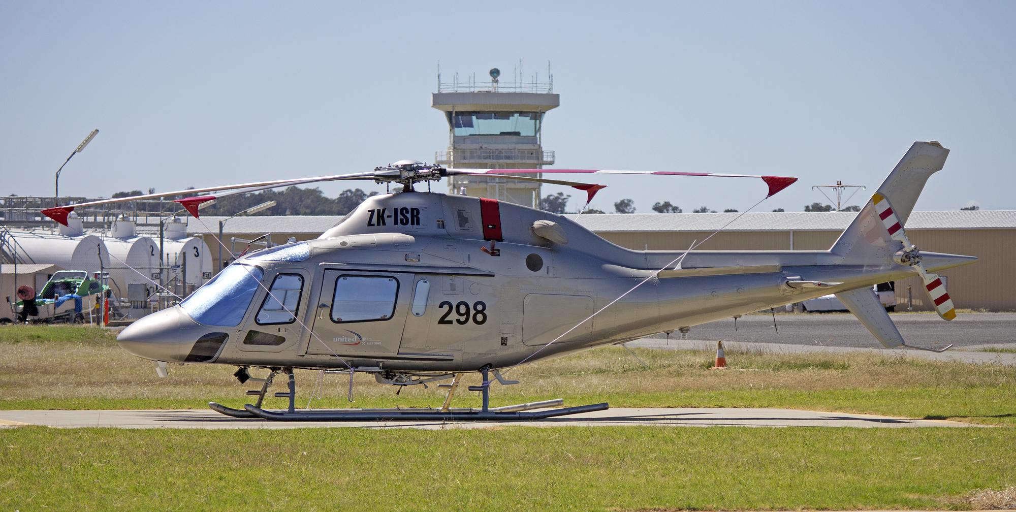 AgustaWestland_AW119_Koala_Ke_(ZK-ISR)_at_the_Wagga_Wagga_Airport_heli-pad