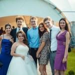 Свадьба Юли и Дмитрия