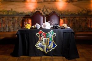 Тематическая свадьба - Гарри поттер