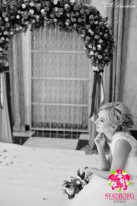 Классическая зимняя свадьба
