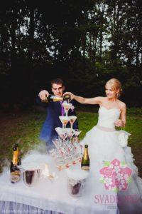 Свадьба Анастасии и Владислава